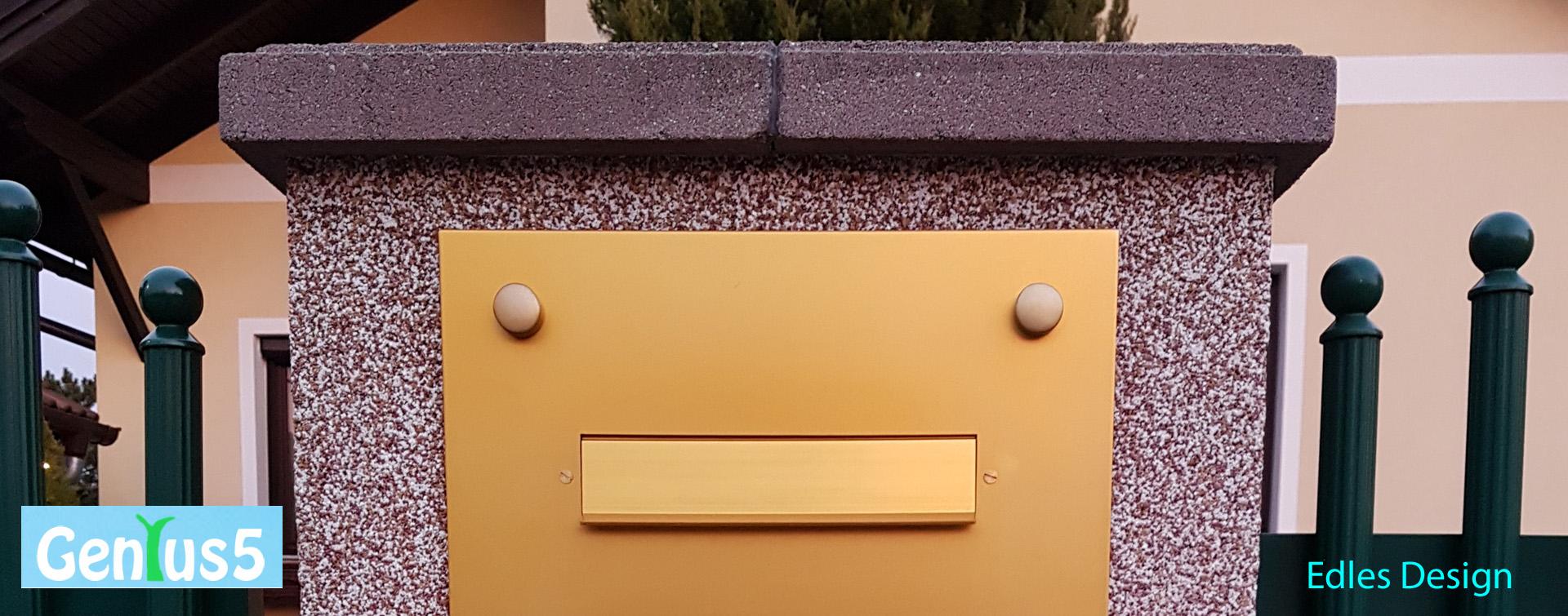 Klingelplatte-edles-Design
